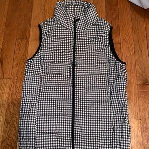Uniqlo Checkered Vest